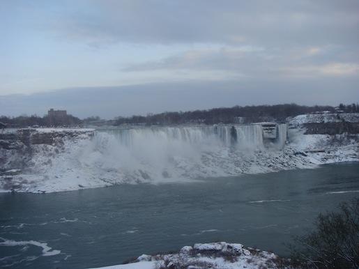 Niagara Falls( USA)