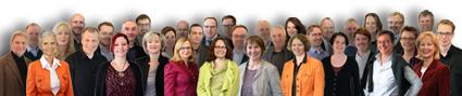 Das Team der FH-Diakonie