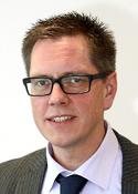 Portrait Dr. Frank Dieckbreder