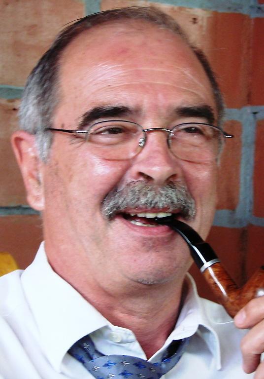 Portrait Dr. theol. Gábor Hézser