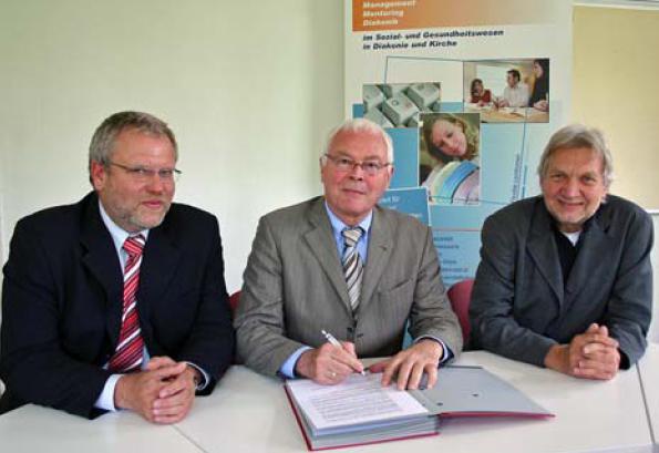 FHdD und Berufskollegs kooperieren