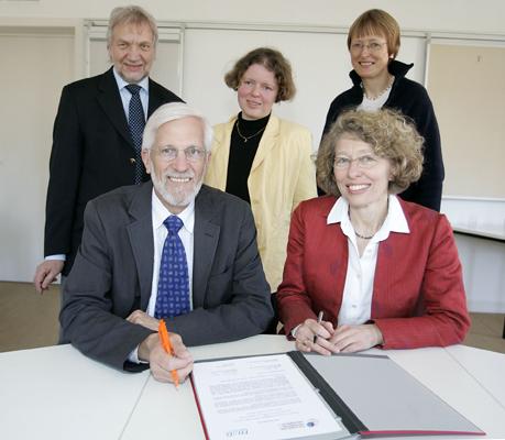 Kooperation  mit VEM unterzeichnet