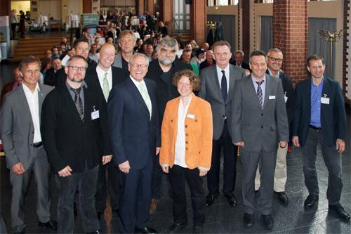 Gruppenbild Beteiligte LWL-Konferenz Forensik