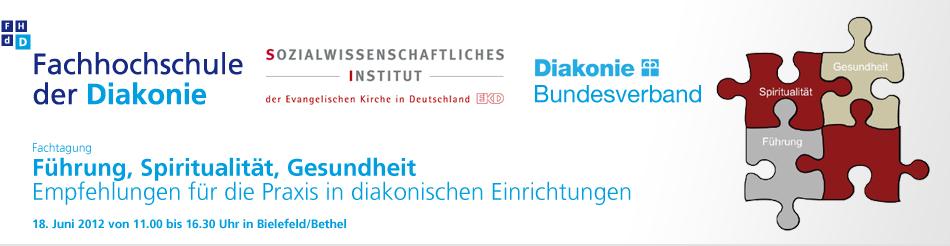 Fachtagung Gesundheit<br>und Spiritualität : 2013 - 2012 : Rückblick ...
